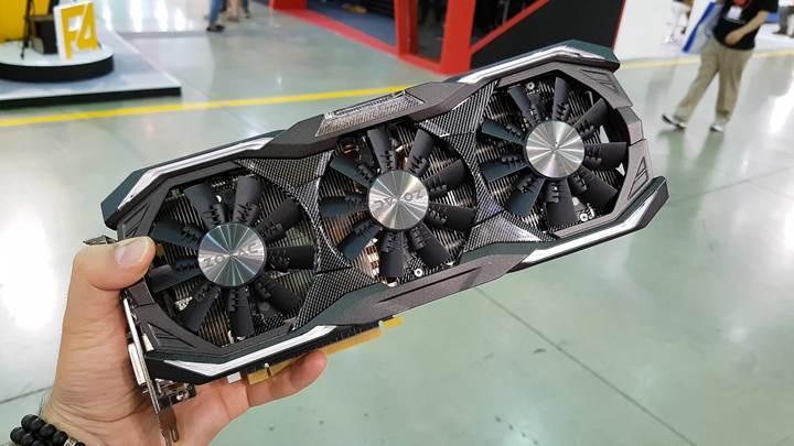 Karşınızda Zotac GeForce GTX 1080 AMP Extreme: Kaslı ve hızlı
