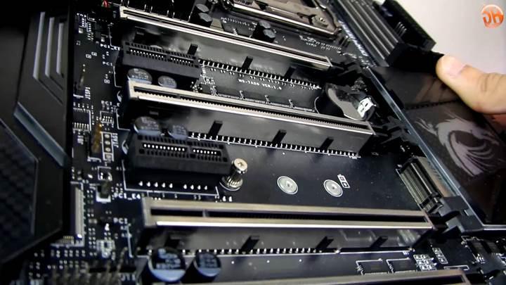 MSI X99A Gaming Pro Carbon 'Hem tasarım hem performans' anakartını inceliyoruz