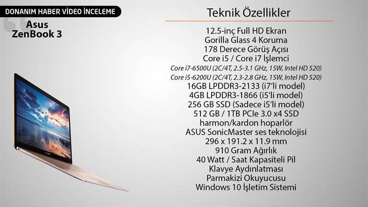 Asus ZenBook 3 mercek altında: 'Aynı performansta daha ince bilgisayar yok!'