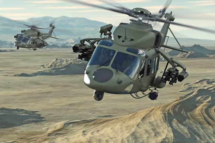 Sikorsky Black Hawk helikopterlerinde Aselsan'ın teknolojisi standart hale geldi