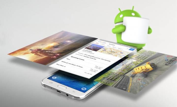Samsung Galaxy J7 ve A3 (2016) modelleri için Marshmallow güncellemesi başladı