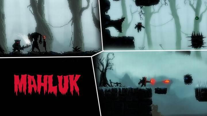 Mahluk: Dark demon ile karanlık bir platform oyunu tecrübesi