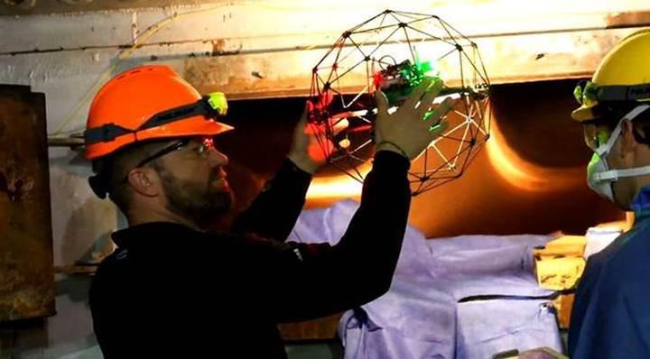 Amerikan enerji firması denetim için drone'ları kullanacak