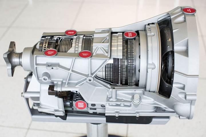 Ford'dan 10 ileri otomatik vites ile hem performans hem yakıt tasarrufu