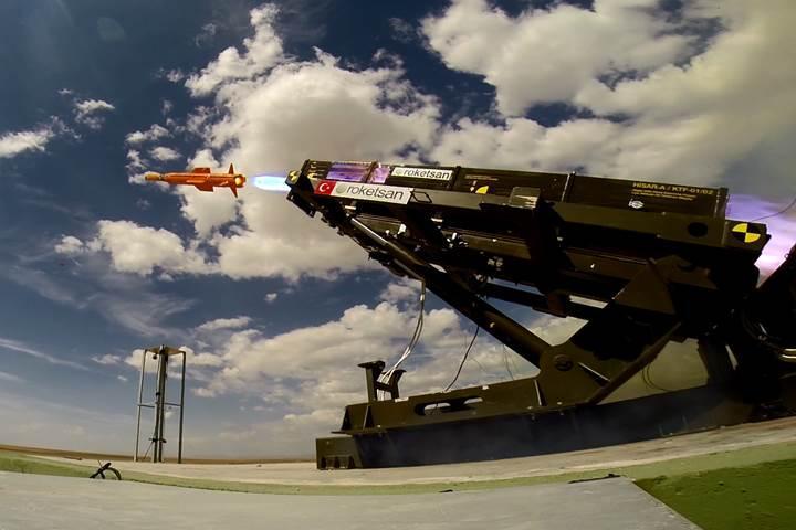 Milli yüksek irtifa hava savunma sistemi ve uzun menzilli füzeler için çalışmalar başladı