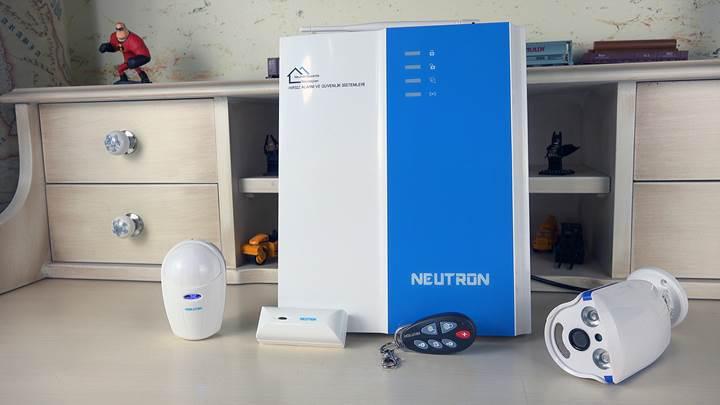 Neutron akıllı hırsız alarmı ve ev otomasyonu sistemi inceleme videosu