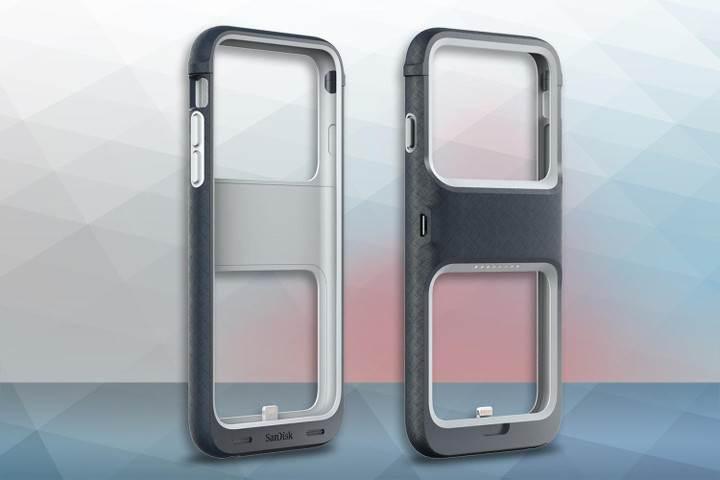 SanDisk'ten depolama bellekli iXpand kılıflar