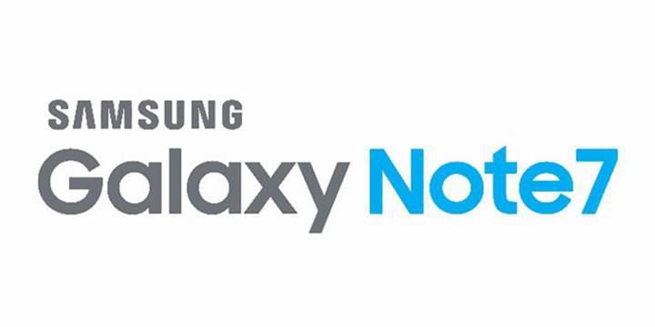 Samsung Galaxy Note 7 logosu sızdırıldı