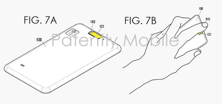 Samsung, yuvarlak Home butonu üzerinde çalışıyor