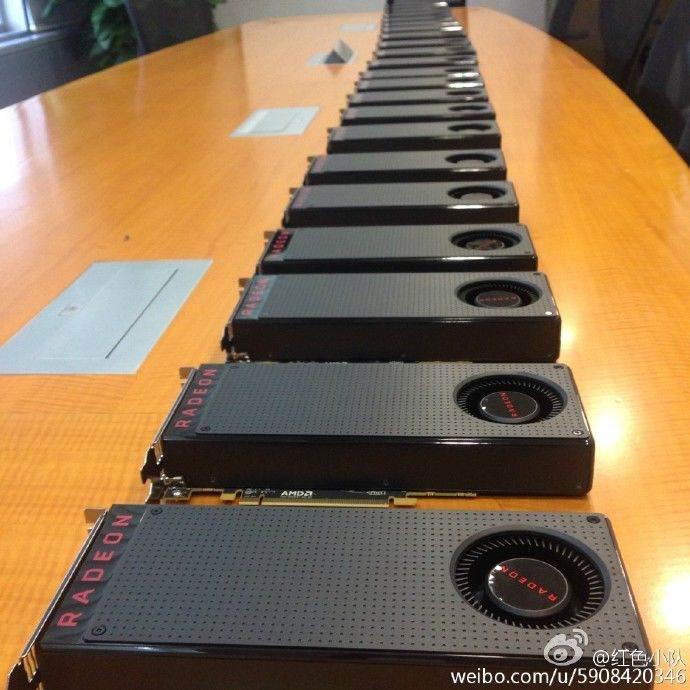 AMD Radeon RX 480 hız aşırtma ile 1600MHz seviyelerine kadar çıkabiliyor