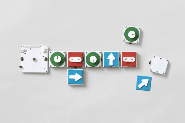 Google Project Bloks, çocuklara kodlama öğretecek