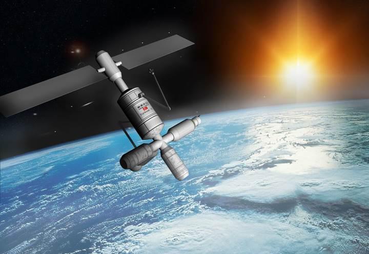 Türksat, uydudan internet hizmeti vermeye hazırlanıyor