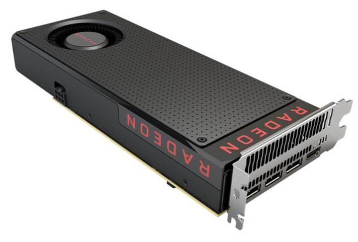 AMD Radeon RX 480, 1.2GHz hızında çalışıyor
