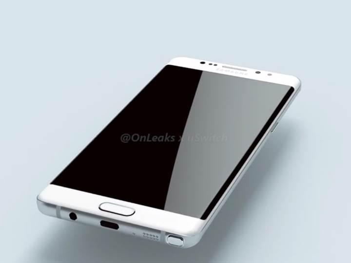 Samsung Galaxy Note 7 bataryasında yeni iddia