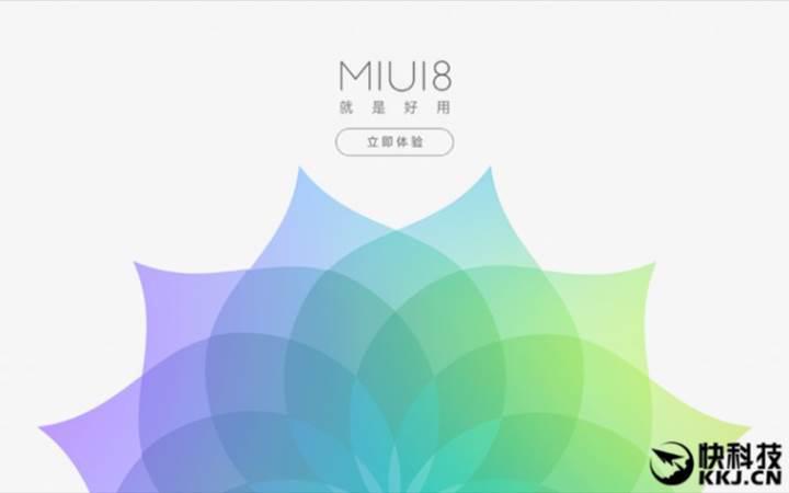 MIUI 8.0 sürümüne geçiş için Ağustos ayı duyuruldu
