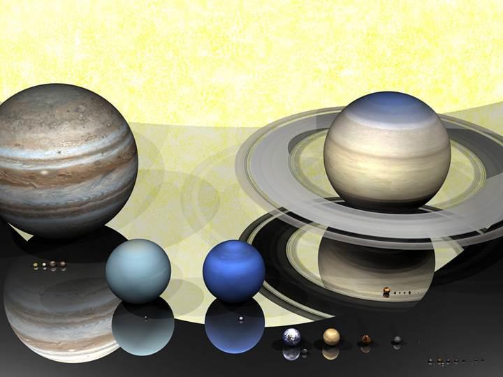 Dünya'nın sonu gelirse ne yaparız? İşte Güneş Sisteminin en yaşanılabilir 6 noktası
