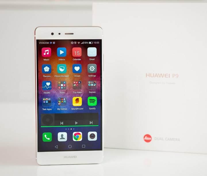 Huawei'den 2.6 milyon P9 satışı