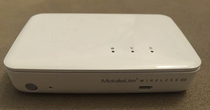 Kingston MobileLite Wireless G3 kablosuz veri istasyonu