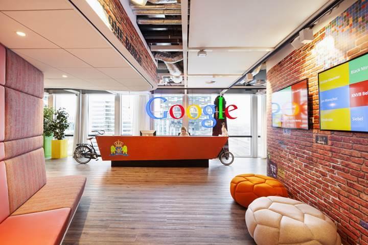 Google'ın Madrid ofisine şok polis baskını