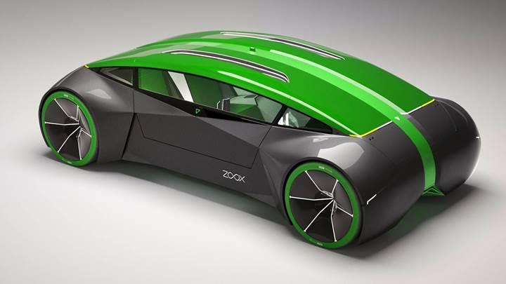 Sürücüsüz araç girişimi Zoox $200 milyon yatırım topladı