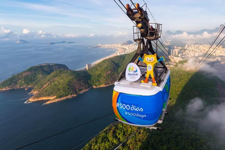 Rio olimpiyat oyunları Gear VR gözlüklerde