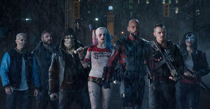 Sosyal medyada en çok konuşulan film Suicide Squad