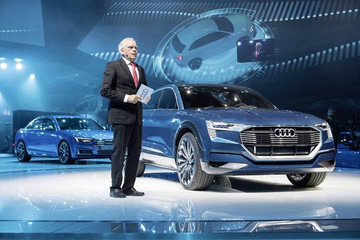 """Volkswagen ilk pil """"Gigafactory"""" tesisini Çin'de açmaya hazırlanıyor"""