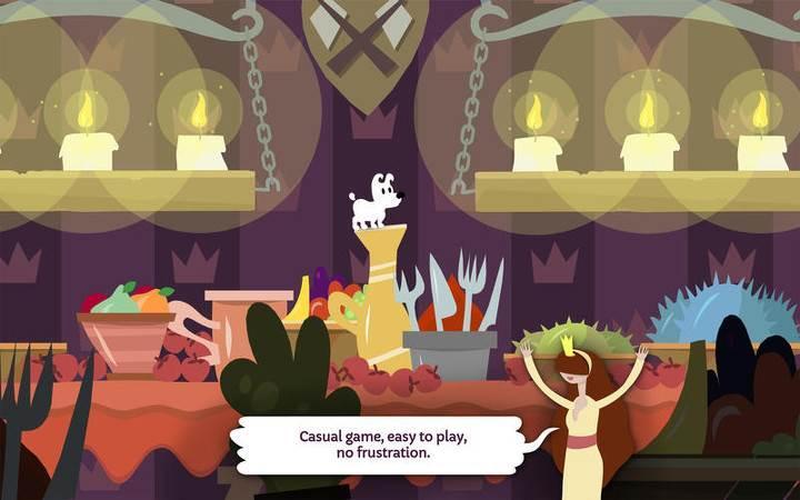 Ödüllü platform oyunu Mimpi Dreams, iOS için ücretsiz