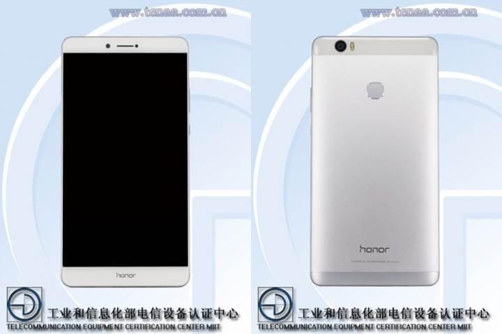 6.6 inçlik Honor V8 Max TENAA sertifikasyonunda görüldü