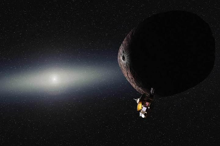 İşte Plüton kâşifi New Horizons'un yeni durağı