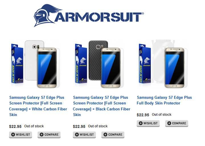Şimdi de Galaxy S7 Edge+ sesleri