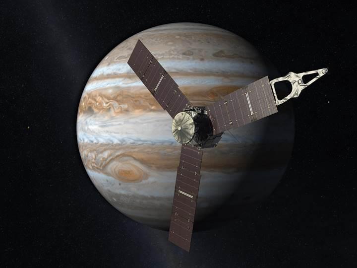 Jüpiter'in 'Öfkesi': İşte dev gezegenin manyetosferinden gelen sesler