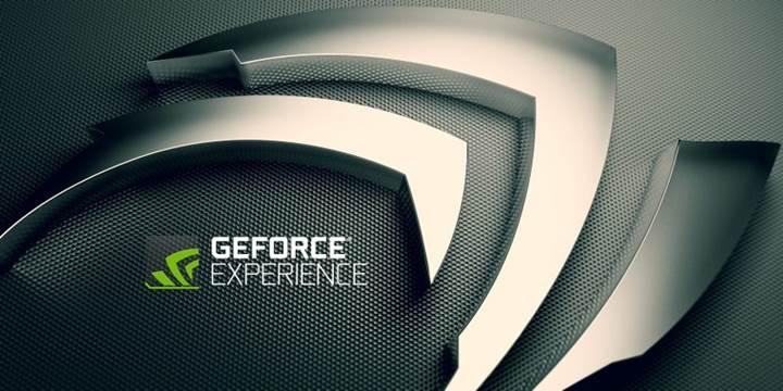 GeForce Experience 3.0 ile bellek kullanımı azalıyor