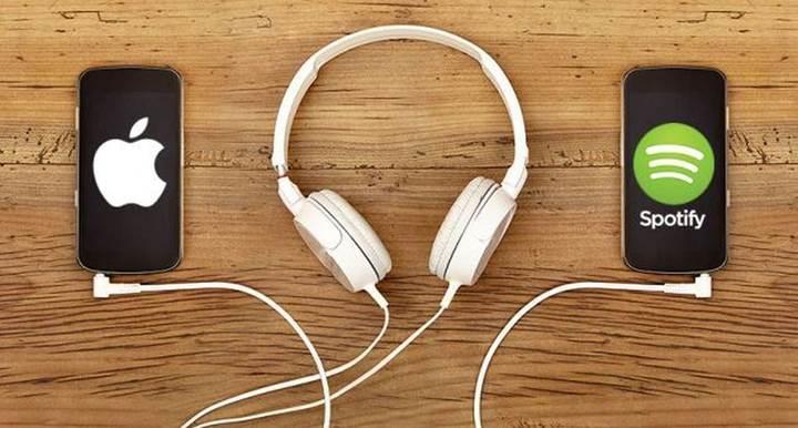 Apple'dan Spotify'a cevap gecikmedi