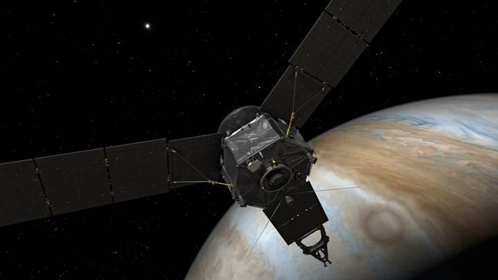 JUNO YÖRÜNGEDE!: İşte NASA'nın canlı yayını
