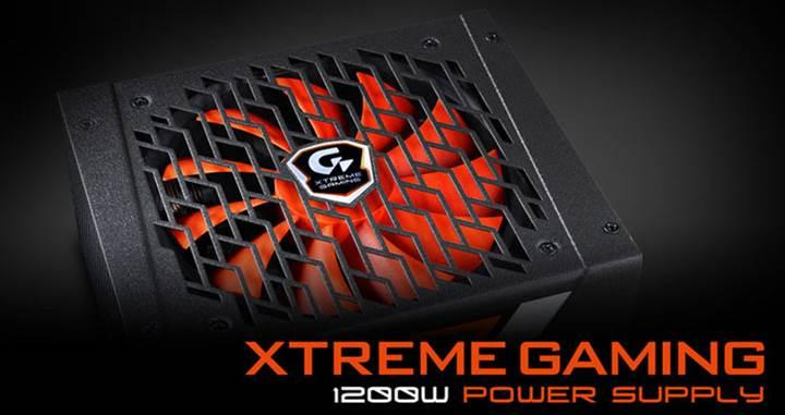 Gigabyte, oyunculara yönelik XTREME GAMING güç kaynağını duyurdu