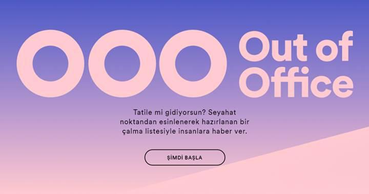Spotify'dan yepyeni bir servis: OOO
