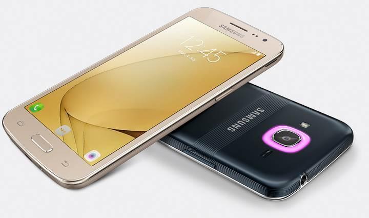 Samsung Galaxy J2 2016 ve Smart Glow resmiyet kazandı