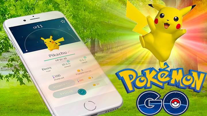 Pokemon Go'da Pikachu yakalamanın en kolay yolu