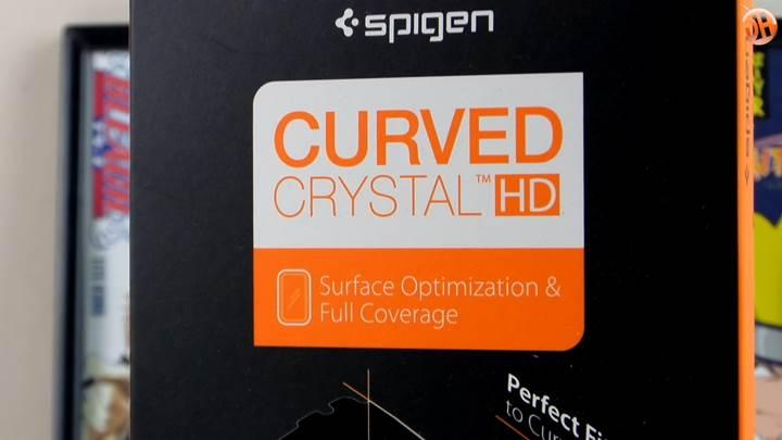 Spigen'in S7 Edge'e özel aksesuarlarını inceliyoruz