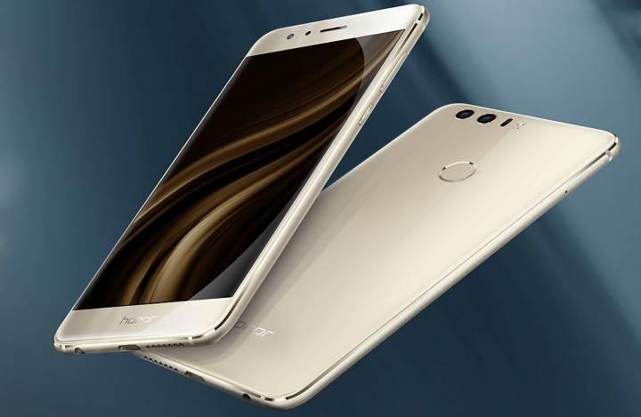 Çift kameralı Huawei Honor 8 duyuruldu