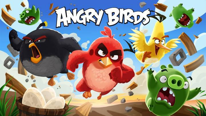 Angry Birds, Windows Phone platformuna elveda dedi