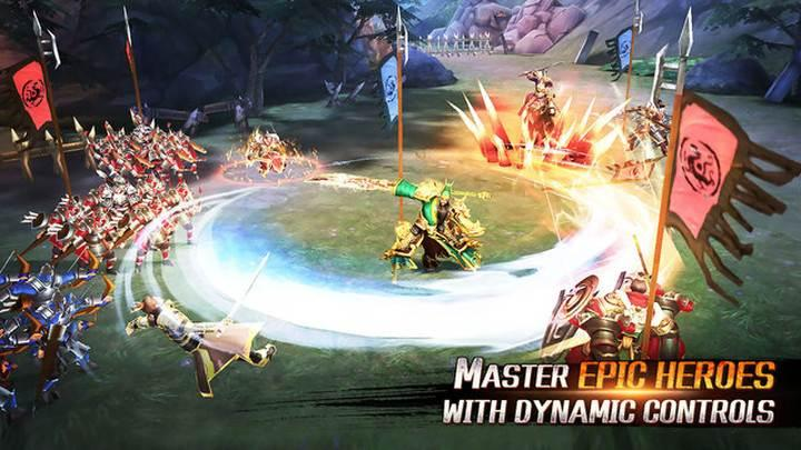 Kingdom Warriors: Snail Games'den yeni bir MMORPG oyunu