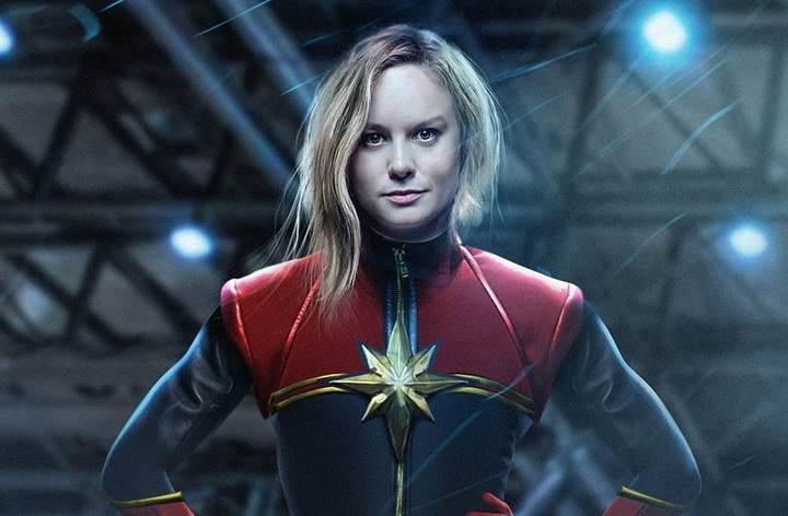Captain Marvel'in başrolü Brie Larson olabilir