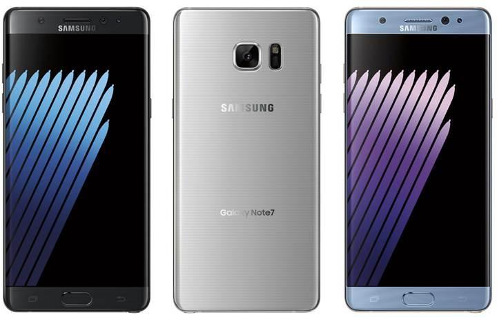 Samsung Galaxy Note 7 modelinde Y-OCTA ekran teknolojisi kullanılacak