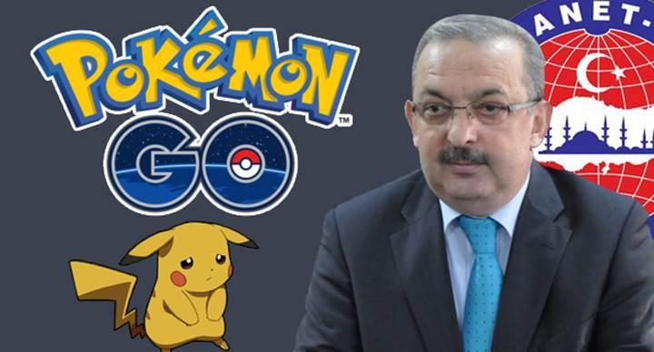 Diyanet-Sen başkanı Pokemon Go'nun yasaklanmasını istedi