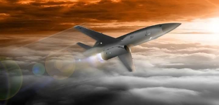 ABD Hava Kuvvetleri Avcı-Bombardıman Drone geliştiriyor