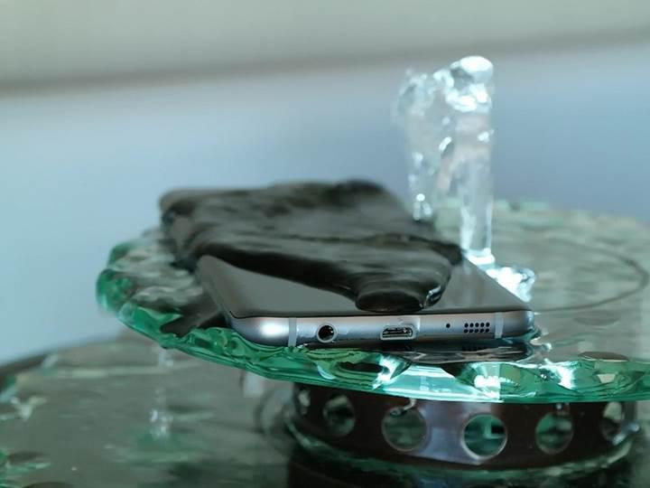 Samsung Galaxy S7 Active, suya ne kadar dayanıklı?