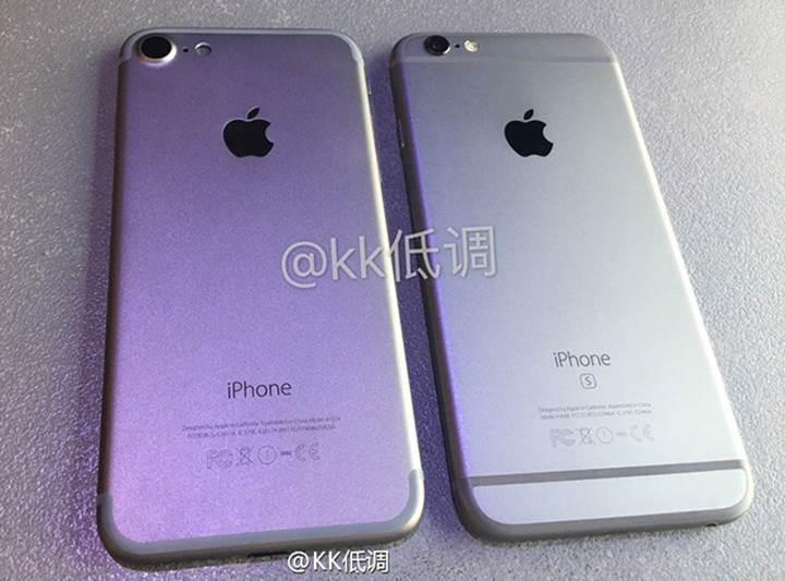 iPhone 7′nin iPhone 6s ile karşılaştırıldığı video sızdırıldı