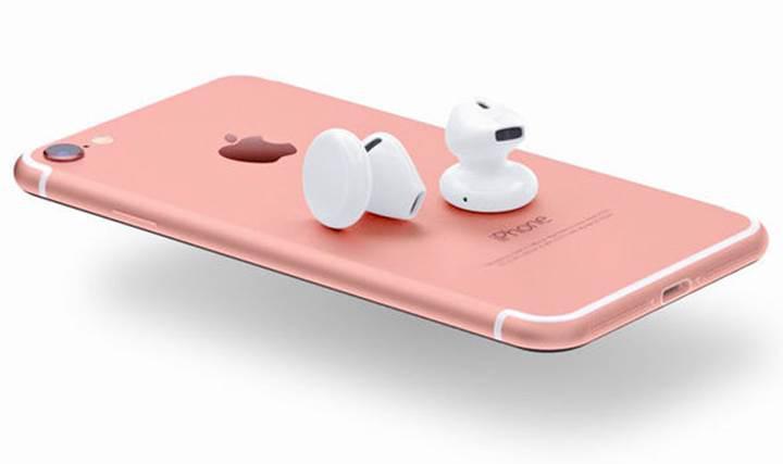 Apple'dan iPhone 7 için kablosuz kulaklık sürprizi